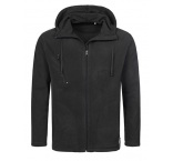 HS1220306 - HS122•Hooded Fleece Jacket
